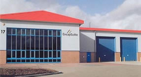 UK Factory & Office - EncapSulite® International